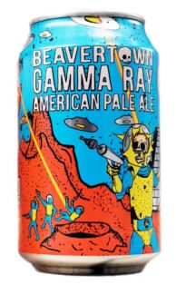 Gamma Ray can, Micro/craft øl, Lys Ale