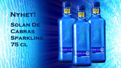Solan de Cabras Sparkling 75 cl